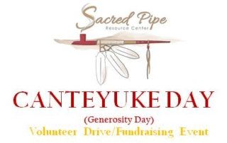 Generosity Day banner