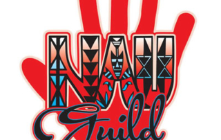 Native Artists United Guild logo