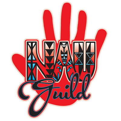 Native Artists United Guild logo