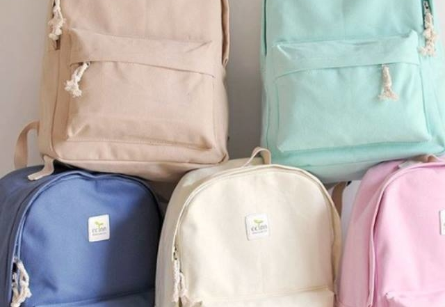 Backpacks from Running Strong for Indian Youth