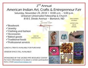 2nd Annual ARTISTS FAIR flyer
