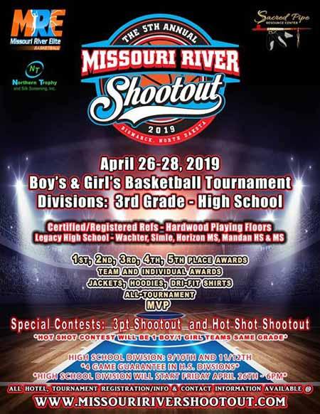 Missouri-River-Shootout poster