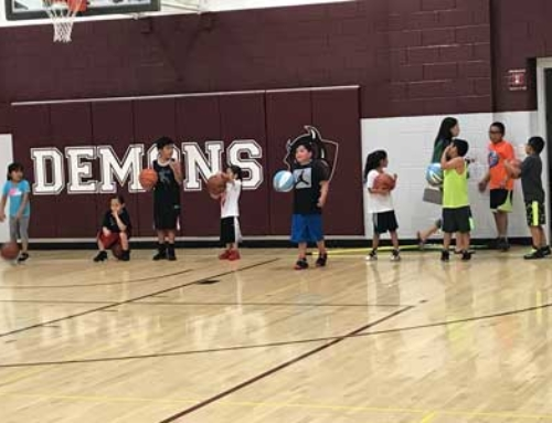 Summertime Skills & Drills Basketball Youth Camp