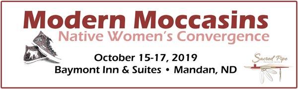Modern Moccasins event banner