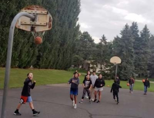 Native Youth Conclude Summer Project