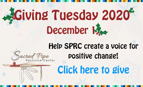 Help SPRC create a voice for positive change! Click here to donate.