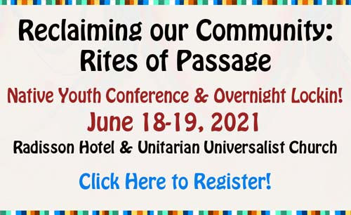 Youth Conference & Lockin banner