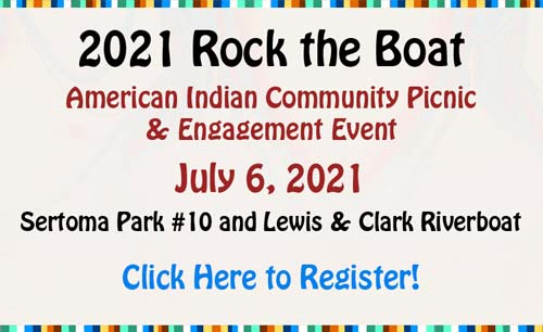 2021 Rock the Boat banner