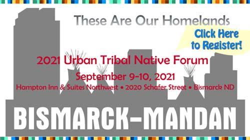 Urban Native forum banner