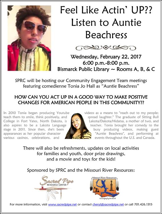 flyer for February CET Meeting