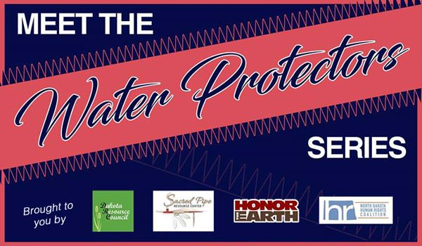 Meet the Water Protectors Series poster