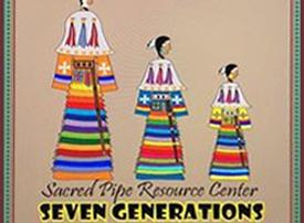 Poster for Seven Generations Wellness Walk