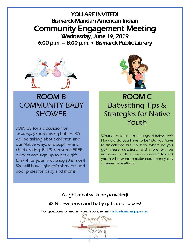 June CET Meeting | Sacred Pipe Resource Center