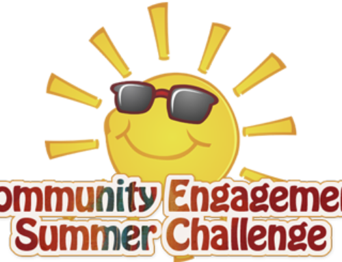 The SPRC Community Engagement Summer Challenge is here!